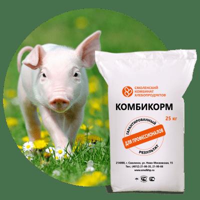 Для свиней ЛПХ